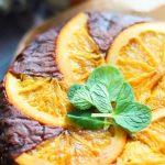 玄米レシピ「オレンジ風味の玄米ショコラブレッド」