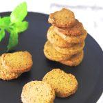 玄米レシピ「紅茶クッキー」
