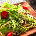 玄米レシピ「玄米そばサラダ」