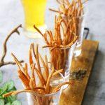 玄米レシピ「そばプリッツ 3種」