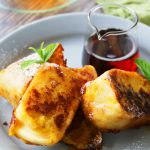 玄米レシピ「玄米フレンチトースト」