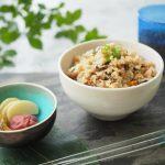 玄米レシピ「玄米パウダージューシー」