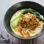 玄米レシピ「玄米担々麺」