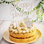 第3回コンテスト玄米パウダーレシピ「キャラメルナッツと栗の玄米粉ケーキ」