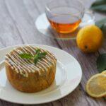 玄米マルチミックスパウダーレシピ「レモンティーケーキ」
