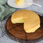 玄米マルチミックスパウダーレシピ「台湾カステラ」